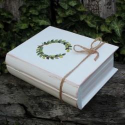 Svatební krabička - román LÁSKA Z VAVŘÍNU