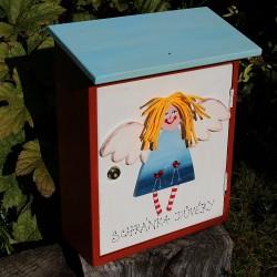 Poštovní schránka důvěry - Anděl