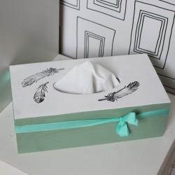 Krabička na kapesníky PÍRKO