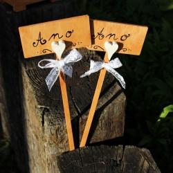svatební cedulka na focení
