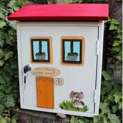 Poštovní schránka CHALOUPKA na přání