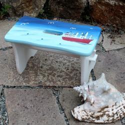 Dřevěná stolička ATLANTIK