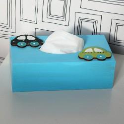 Krabička na kapesníky auta