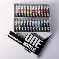 MAIMERI Sada akrylových barev ONE 24x 20ml