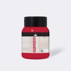 Akrylová barva Maimeri Acrilico 500 ml - magenta 256