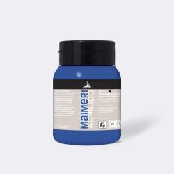 Akrylová barva Maimeri Acrilico 500 ml - kobaltová 370