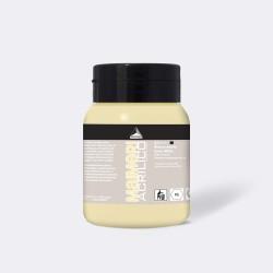 Akrylová barva Maimeri Acrilico 500 ml - slonová kost 021