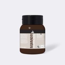Akrylová barva Maimeri Acrilico 500 ml - umbra pálená 492