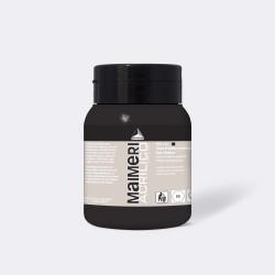 Akrylová barva Maimeri Acrilico 500 ml - umbra přírodní 493