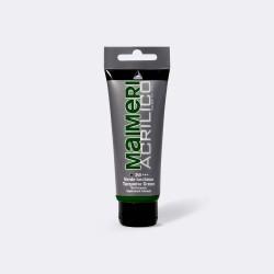 Akrylová barva Maimeri Acrilico 200 ml - zelená permanentní tmavá 340