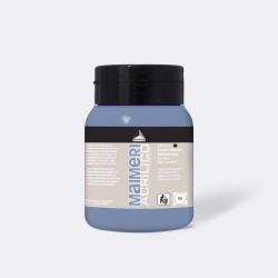 Akrylová barva Maimeri Acrilico 500 ml - šedomodrá 512