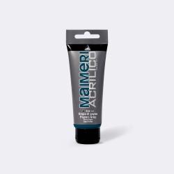 Akrylová barva Maimeri Acrilico 75 ml - Payne´s grey 514