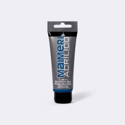 Akrylová barva Maimeri Acrilico 200 ml - základní modrá 400