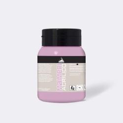 Akrylová barva Maimeri Acrilico 500 ml - růžová chinakridon světlá 214