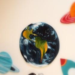 Dekorace planeta Země