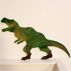 Dekorace na zeď Dinosaurus - Tyrannosaurus Rex