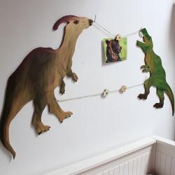 MAXI provázková nástěnka dinosauři