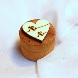 Krabička na prstýnky REBELOS