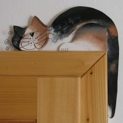 kočka na futra