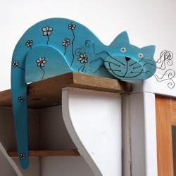 kočka kopretinka