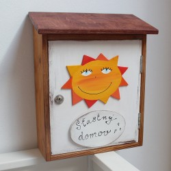 poštovní schránka oskarek